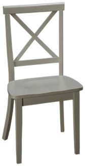 Jofran Everyday Classics X Back Side Chair