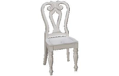 Liberty Furniture Magnolia Manor Splat Back Side Chair