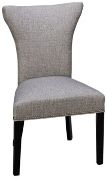 Container Marketing Smithfield Side Chair With Nailhead