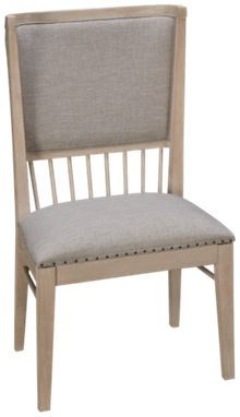 Universal Bungalow Upholstered Back Windsor Chair