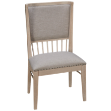 Universal Cottage Upholstered Back Windsor Chair