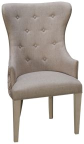 Klaussner Home Furnishings Jasper County Host Chair