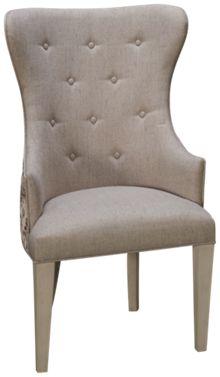 Klaussner Home Furnishings Jasper County Host Chair