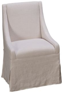 Universal Modern Townsend Castered Dining Chair