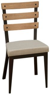 Amisco Dexter Side Chair