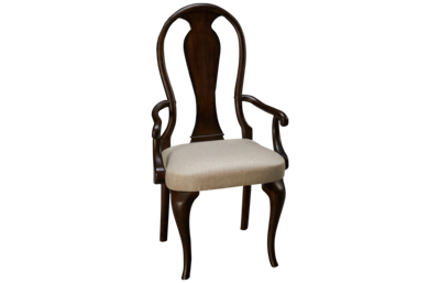 Klaussner Home Furnishings Charleston Lane Arm Chair