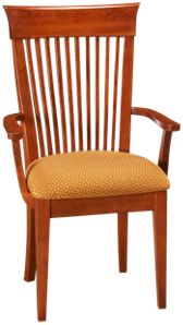 Saloom Redwood Arm Chair