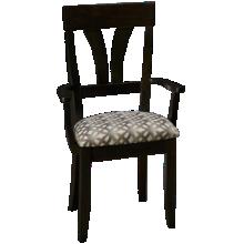 Saloom Mondo Upholstered Arm Chair