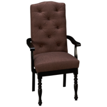 Canadel Thick Top Upholstered Arm Chair