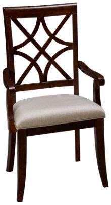 Klaussner Home Furnishings Trisha Yearwood Home Nashville Arm Chair