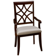 Klaussner Home Furnishings Trisha Yearwood Home Nashville Arm Chair