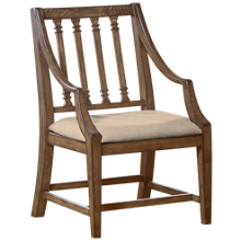 Magnolia Home Revival Arm Chair