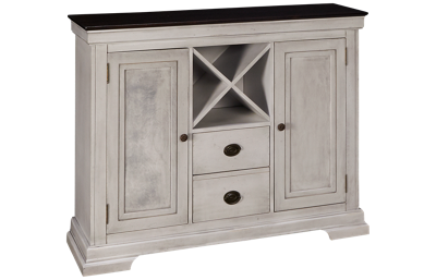Canadel Ebony Cloud Custom Buffet