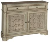 Liberty Furniture Magnolia Manor China Base
