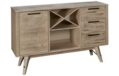 Intercon Modern Rustic Server