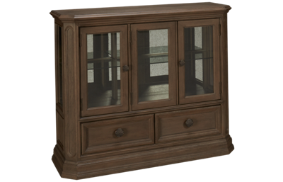 Legacy Classic Manor House Display Cabinet