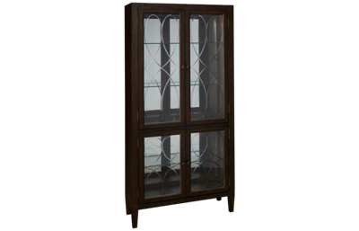 Klaussner Home Furnishings Charleston Lane Display Cabinet