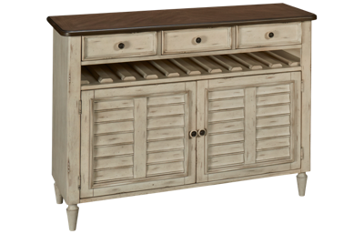Liberty Furniture Oak Hill Server