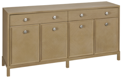 Casana Sarah Richardson Vista 4 Door Credenza