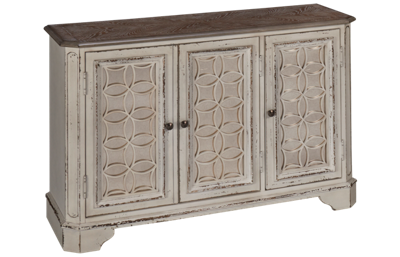 Liberty Furniture Magnolia Manor Console
