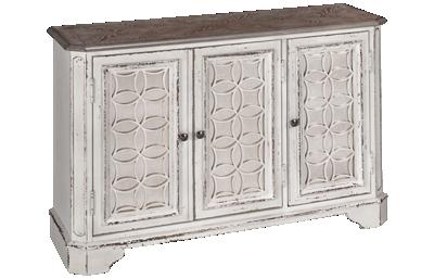 Liberty Furniture Magnolia Manor Console
