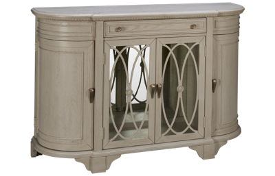 Klaussner Home Furnishings Jasper County Ozburn Credenza