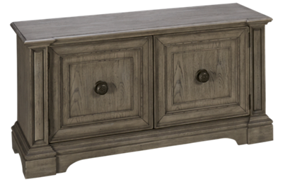 Klaussner Home Furnishings Windmere Curio Base