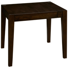 A America Brooklyn Heights Square Table