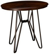 Ashley Centiar Round Counter Height Table