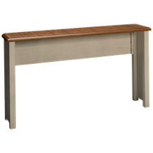 Klaussner Home Furnishings Nashville Sofa Bar Table