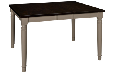 Jofran Orchard Park Counter Height Table with Leaf
