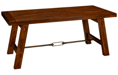 Sunny Designs Vineyard Rectangle Table