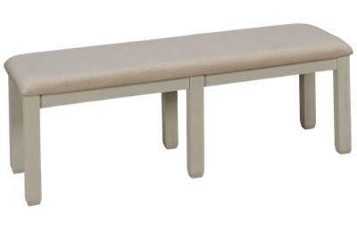 Jofran Dana Point Upholstered Bench