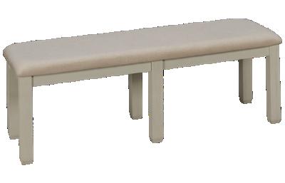 Jofran Dana Point Upholstered Bench