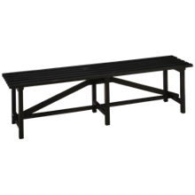 Magnolia Home Open Slat Bench