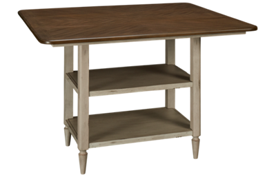 Liberty Furniture Oak Hill Counter Table