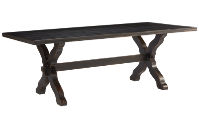 Magnolia Home Sawbuck Dining Table
