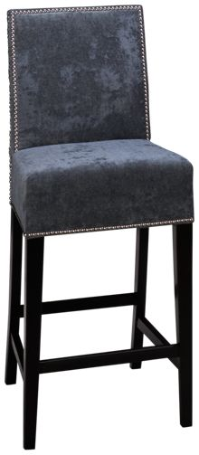 "Container Marketing Aiken 24"" Bar Stool With Nailhead"