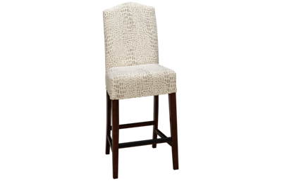 HB Designs Barstools Upholstered Counter Stool