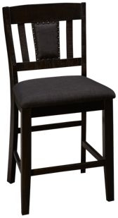 Jofran American Rustics Counter Stool
