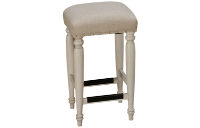 Klaussner Home Furnishings Nashville Counter Stool