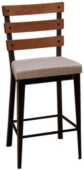 "Amisco Dexter 26"" Stationary Stool"