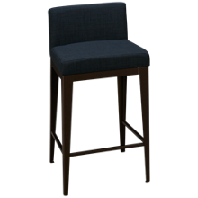 Amisco Ethan Stationary Counter Stool