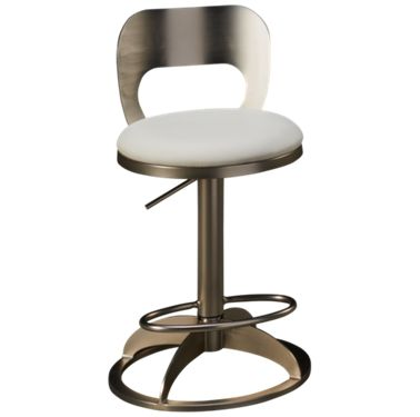 Superb Chintaly Imports Chambers Adjustable Swivel Counter Stool Theyellowbook Wood Chair Design Ideas Theyellowbookinfo