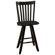 Canadel Custom Swivel Counter Stool