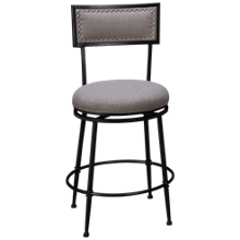 Hillsdale Furniture Theilmann Swivel Counter Stool