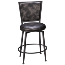 Hillsdale Furniture Rockvale Swivel Counter Stool