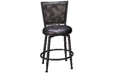 Hillsdale Furniture Rockvale Swivel Counter Stool