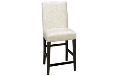 Klaussner Home Furnishings City Limits Upholstered Counter Stool