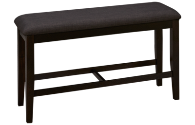 Jofran American Rustics Counter Bench